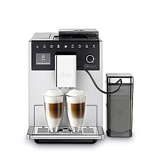 Melitta CI Touch Bean-to-Cup Coffee Machine Silver S F630-101 alt image 3