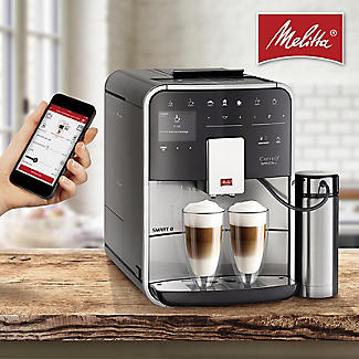 Melitta Barista TS SMART Bean-to-Cup Coffee Machine F860-100 alt image 2
