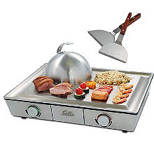 Solis Teppanyaki Tabletop Grill Type 795