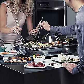 Solis Teppanyaki Tabletop Grill Type 795 alt image 4