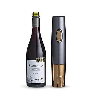 Cuisinart Rechargeable Electric Wine Bottle Opener alt image 5
