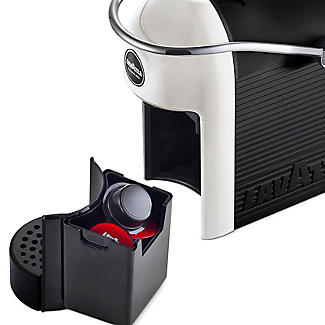 Lavazza Jolie Plus Coffee Machine with Milk Frother White 18000230 alt image 4