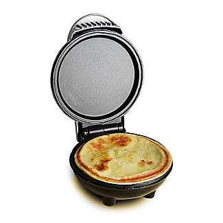 Lakeland Mini Electric Pancake Maker Silver alt image 1
