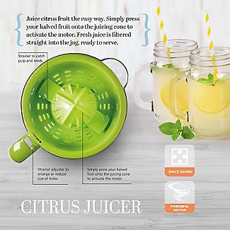 Lakeland Electric Citrus Juicer Green alt image 8