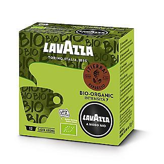 Lavazza A Modo Mio Tierra Organic Coffee Capsules - Pack of 12 alt image 2