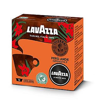 Lavazza A Modo Mio Tierra Peru Coffee Capsules - Pack of 12 alt image 2