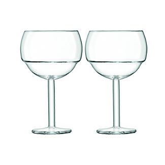 LSA Mixologist Cocktail Balloon Glasses - Set of 2 alt image 1