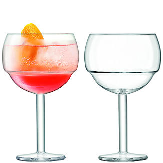 LSA Mixologist Cocktail Balloon Glasses - Set of 2 alt image 4