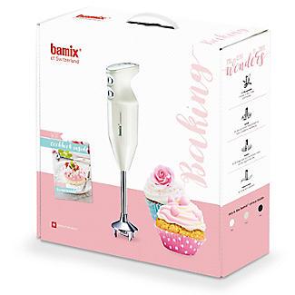 Bamix Baking Hand Blender Set Cream 105.917 alt image 11