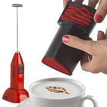 Aerolatte Home Barista Kit – Milk Frother and Cappuccino Artist