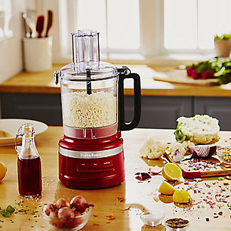 KitchenAid 2.1L Food Processor Empire Red 5KFP0919BER alt image 3