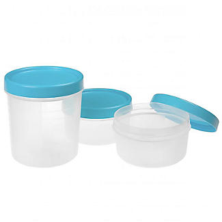 Tatay Screw Top Food Containers – Set of 3 alt image 3