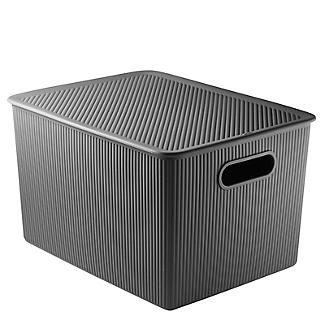 Tatay Baobab Home Storage Lid Anthracite Grey – Fits 15L and 22L Baskets alt image 3