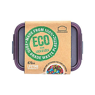 Lock & Lock Eco Food Storage Container 470ml alt image 10