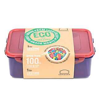 LocknLock Eco Food Storage Container 1L alt image 13
