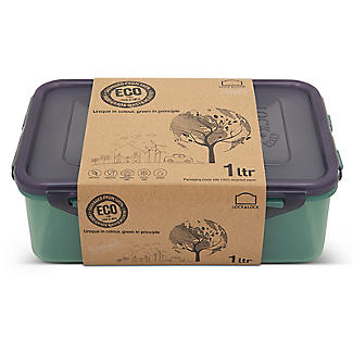 Lock & Lock Eco Food Storage Container 1L alt image 7