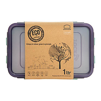 Lock & Lock Eco Food Storage Container 1L alt image 8