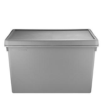 Wham Bam Upcycled Super Strong Storage Box with Lid – 62L alt image 3