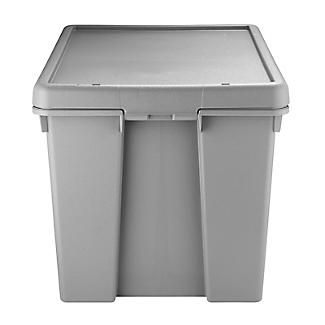 Wham Bam Upcycled Super Strong Storage Box with Lid – 62L alt image 5
