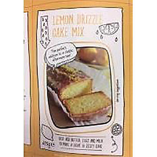 Lakeland Lemon Drizzle Cake Kit