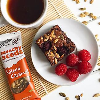 Munchy Seeds Salted Caramel Snack 420g alt image 3