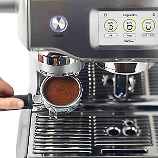 Sage Oracle Touch Coffee Machine SES990BSS  alt image 3