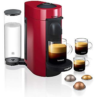 Nespresso Magimix VertuoPlus LE Coffee Machine Red 11389 alt image 2
