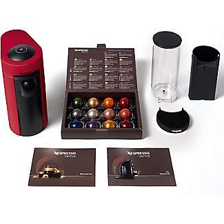 Nespresso Magimix VertuoPlus LE Coffee Machine Red 11389 alt image 3