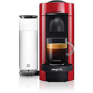 Nespresso Magimix VertuoPlus LE Coffee Machine Red 11389 alt image 7
