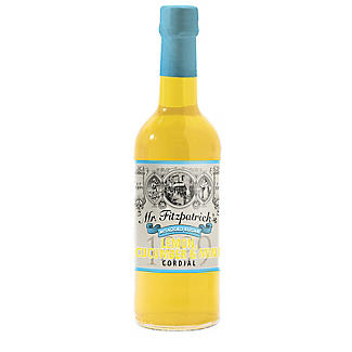 Mr Fitzpatrick's No Added Sugar Cordial Lemon, Cucumber and Mint 500ml alt image 1