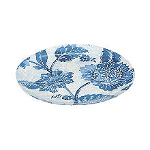 Summer Blooms Melamine Dinner Plate