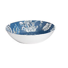 Summer Blooms Melamine Dip Bowl