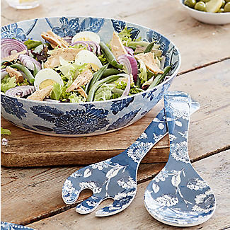 Summer Blooms Melamine Salad Servers alt image 2