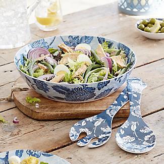 Summer Blooms Melamine Salad Servers alt image 5