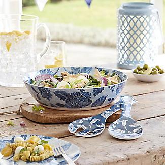 Summer Blooms Melamine Salad Servers alt image 6