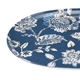 Summer Blooms Melamine Oval Serving Platter alt image 4