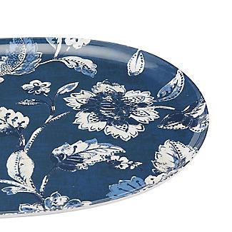 Summer Blooms Melamine Oval Serving Platter alt image 5