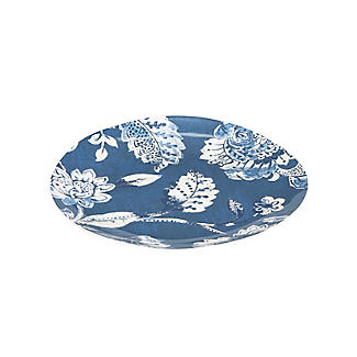 Summer Blooms Melamine 12-Piece Dinner Set alt image 5