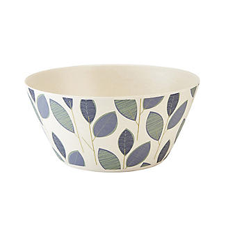 Summer Leaves Bamboo Small Bowl