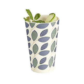 Summer Leaves Bamboo Cup 450ml