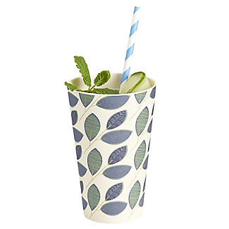 Summer Leaves Bamboo Cup 450ml alt image 2