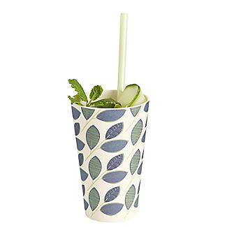 Summer Leaves Bamboo Cup 450ml alt image 3