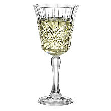 Crystal-Look Acrylic Wine Glass