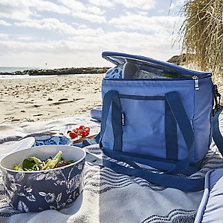Summer Blooms Insulated Picnic Cool Bag 15L alt image 3