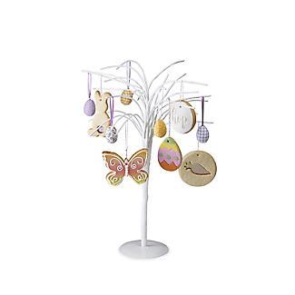 Decorative White Twig Tree 50cm alt image 3