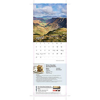 Lakeland 2019 Calendar with Recipes and Charity Donation alt image 3