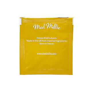 Mad Millie Dairy Free Yoghurt Culture Sachets – Pack of 5 alt image 3