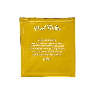 Mad Millie Dairy Free Yoghurt Culture Sachets – Pack of 5 alt image 4