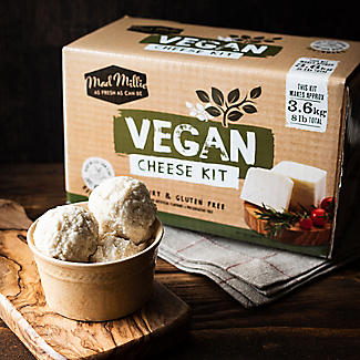 Mad Millie Vegan Cheese Kit – Dairy and Gluten Free alt image 2
