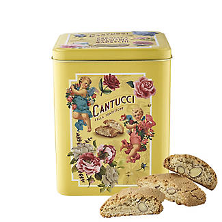 Gadeschi Cantucci Italian Biscuits and Tin 500g